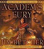 Academ's Fury (Codex Alera, Book 2)