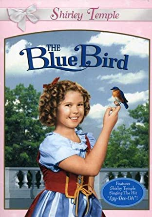 Image result for SHIRLEY TEMPLE IN THE BLUE BIRD