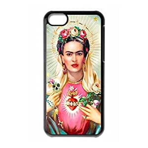 Chinese Frida Art Personalized Case for iPhone 5C,custom Chinese Frida Art Phone Case