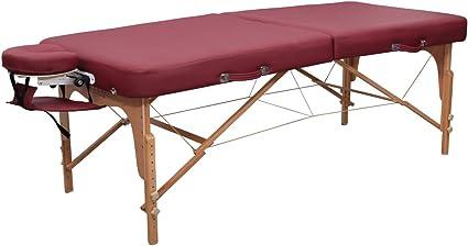 Zen Bigone Table De Massage La Rabattable Et Mobile Banc De Massage Et Cosmetiques Chaise Longue Pour Les Besoins Professionnel Ou Maison Pvc Cuir Pu De Amazon Fr Hygiasne Et