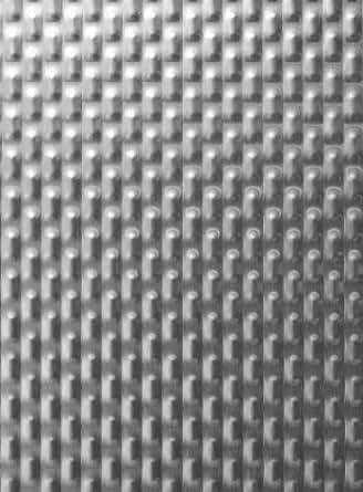 Amazon.com: Rigidized 4LB Pattern Brushed Satin Textured