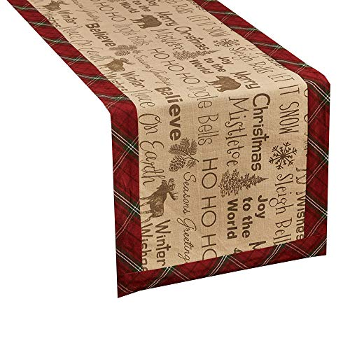- Park Designs Highland Holiday Table Runner 13X54
