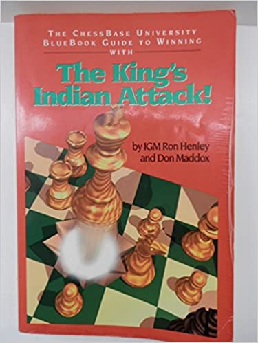 The Kings Indian Attack: Amazon.es: henley-ron-henley-igm ...