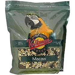 Volkman Seed Avian Science Super Macaw 4lb