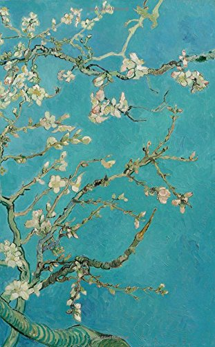 Van Gogh Notebook: Almond Blossom, 1890 (Van Gogh Notebook, notebook, journal, journal notebook, journal for girls, journal for women, journal prompts) (Volume 5)