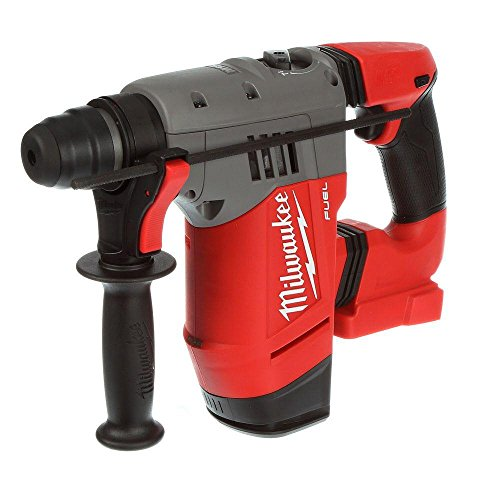 Milwaukee 2717-20 M18 FUEL 1-9/16″ SDS Max Rotary Hammer Bare Tool (NO Battery) Review