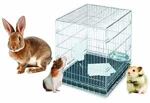 Caitec Bunny Wonder Habitat Frame Kit, 30-Inch by 30-Inch