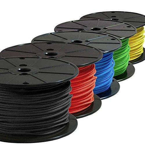 Corde de Jute fibres naturelles enroul/ées gr/éement la rambarde de s/écurit/é Seilwerk STANKE 30m 18mm