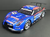 [Painted] 1/14 drift RC full set Nissan R35 GTR TYPE (blue) LED with