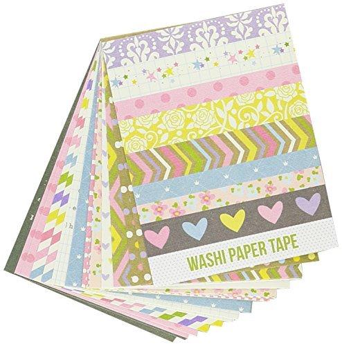 Simple Simple Simple Stories Enchanted Designer Washi Paper Tape (24 Pack) by Simple B01KBBO3IW | Online-verkauf  7de4b2