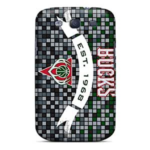 EQM180jduc Alfredbb Milwaukee Bucks Feeling Galaxy S3 On Your Style Birthday Gift Cover Case