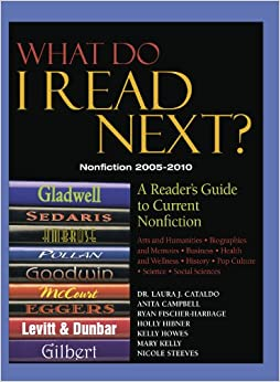 Book What Do I Read Next? Nonfiction 2005-2010: A Reader's Guide to Current Nonfiction