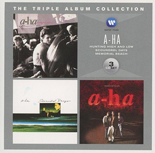 A-Ha - Triple Album Collection - Zortam Music