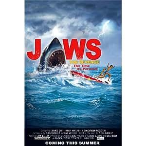 Amazon.com: 14x21 Jaws Movie Art Print Poster 003: Posters ...