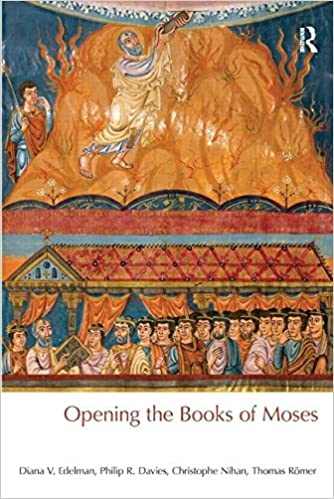 Book Opening the Books of Moses (Bibleworld)