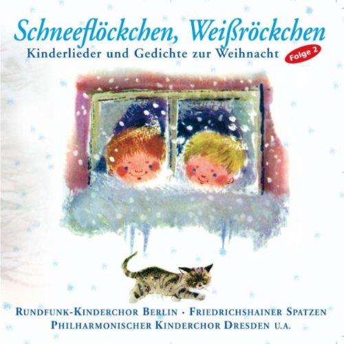 Schneemann, wie siehst du denn aus (childrens poem)