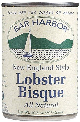 Bar Harbor All Natural Lobster Bisque, Cans- 10.5 oz, 6 pk