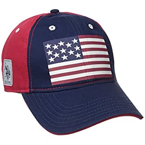 U.S. Polo Assn. Women's American Flag Baseball Hat