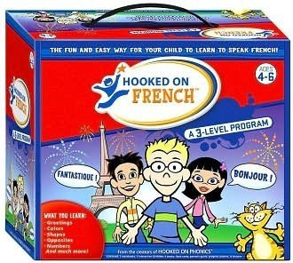 Hooked on Phonics: Hooked on French by Hooked on Phonics (Image #2)