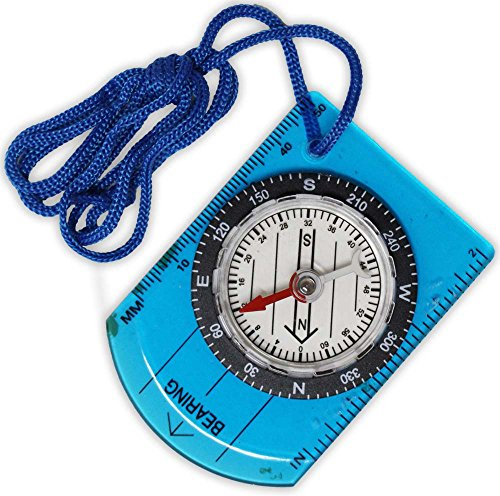Price comparison product image Map Reading Land Navigation Compass With Scale