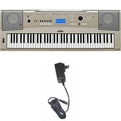 Amazoncom Yamaha Ypg 235 76 Key Portable Grand Piano With