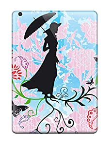 Ipad Case Tpu Case Protective For Ipad Air Vector Mary Poppins