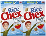 Rice Chex Gluten Free Oven Toasted Rice Cereal 12.8 oz