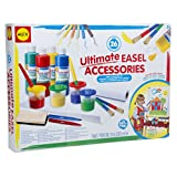 ALEX Toys - Artist Studio Ultimate Easel Accessories Painting Kit, 21E