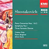 Shostakovich: Piano Concertos Nos.1 & 2; Symphony No.1; Three Fantastic Dances
