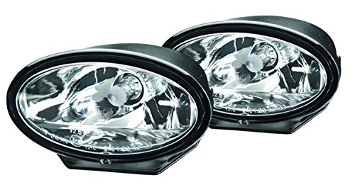 (HELLA 008283811 FF50 Series 12V/55W Halogen Driving Lamp Kit)