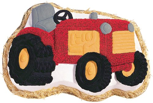 (Tractor Novelty Cake Pan)