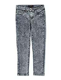 "O.S.C Big Girls' ""Compass Rivet"" Jeggings"