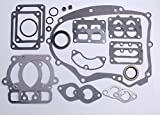 BH-Motor New Engine Gasket Set for Briggs & Stratton 694012 Replaces 499889