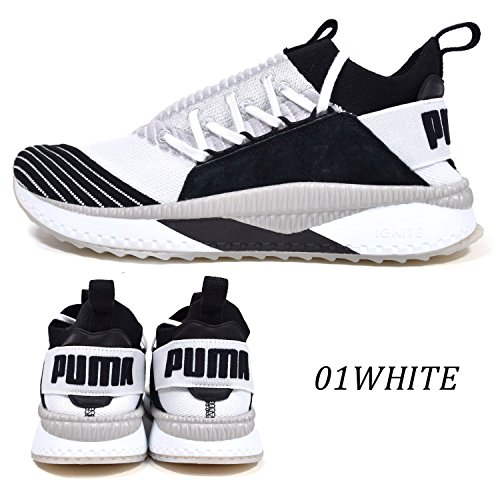 Violet White Jun Puma Cubism Black White puma Tsugi gray q7qYnOt