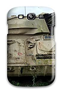Best Premium Durable Zsu-23-4 Fashion Tpu Galaxy S3 Protective Case Cover