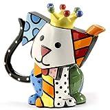 Romero Britto - Teapot Dog  Teapot