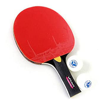 Butterfly Addoy S10 Table Tennis Racket Paddle (Shake Hand Grip ...