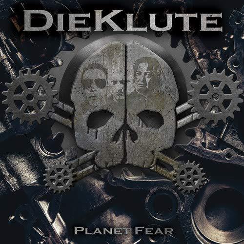 Vinilo : Dieklute - Planet Fear (splatter Vinyl) (LP Vinyl)