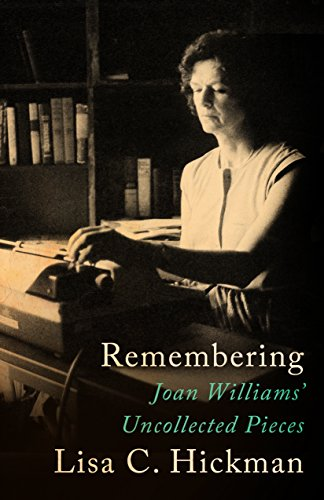Book cover from Remembering: Joan Williams Uncollected Piecesby Joan Williams