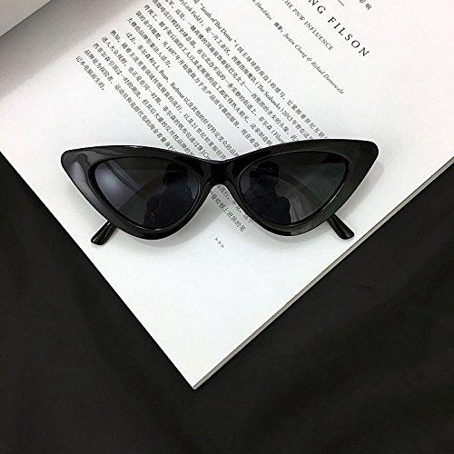 Gafas zhenghao Sol Un Y De De Xue Blanco schwarz Sol Gafas qwXUdRwx