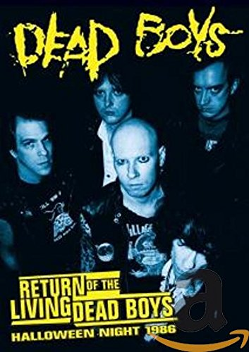 Return of the Living Dead Boys: Halloween Night 1986 -