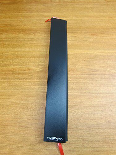 B Pillar Trim - Passenger Sliding Door B Pillar Stow 'N Go Applique Mopar OEM 5109878AA Chrysler Town & Country Dodge Grand Caravan