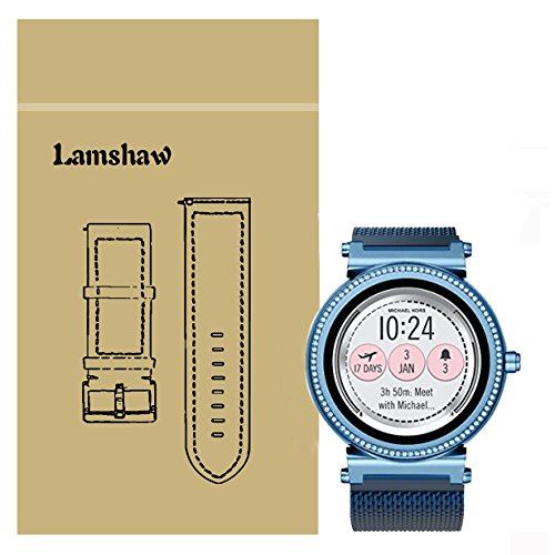 dfa4999f636b Lamshaw Quick Release Smartwatch Band for Michael Kors Access Sofie ...