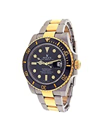Rolex Submariner automatic-self-wind mens Watch 116613LN (Certified Pre-owned)