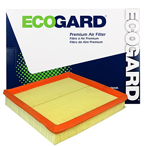 ECOGARD XA5106 Premium Engine Air Filter Fits BMW Z3, 318i, 318ti, 318is ()