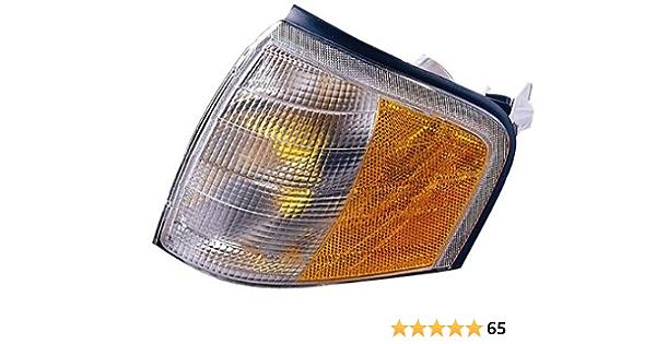 Turn Signal Light,Tickas Left Corner Signal Light Replacement for Mercedes Benz C Class W202 1994-00