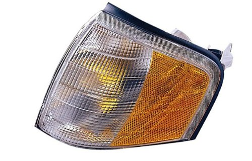 Mercedes Benz C-Class Driver Side Replacement Turn Signal Corner (Mercedes Benz Turn Signal)