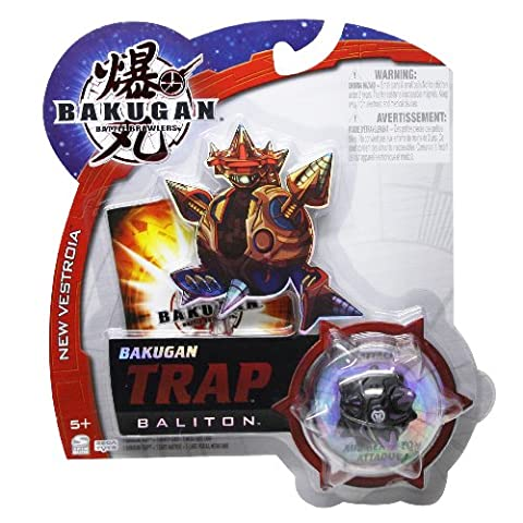 Bakugan Trap - Baliton - Marble Color Varies - Special Attack Booster Pack