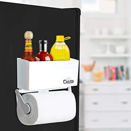 Enjoyable My Refrigerator Rack Strong Magnetic Fridge Paper Towel Home Interior And Landscaping Transignezvosmurscom