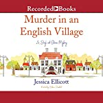 Murder in an English Village | Jessica Ellicott